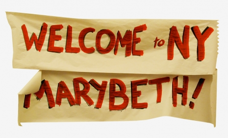 Welcome to New York, Marybeth, 2008